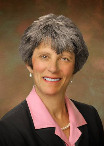 Jill Ravitch, DA of Sonoma County