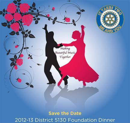 District 5130 Foundation Dinner South