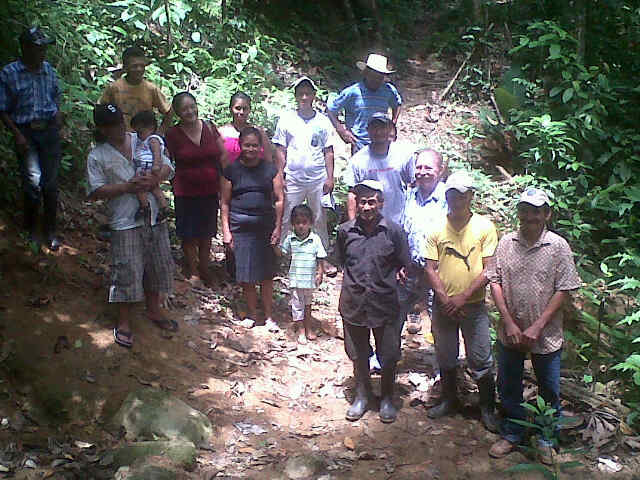 Hands to Honduras Water Project