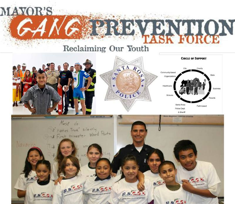 "Mayor's Gang Prevention Task Force and Measure ""O"" Update"
