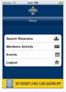New RMB iPhone app