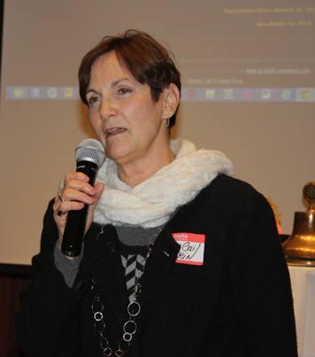 Elsie Allen principal Mary Gail Stablein