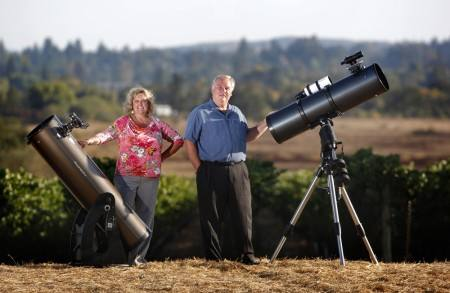 Wine Country Star Party