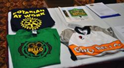 Rotarian at Work and Giro Bello tee-shirts for sale!