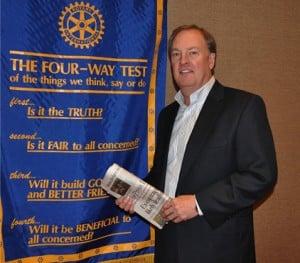 Steve Falk, Press Democrat CEO