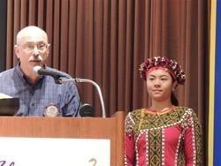 Craig Meltzner and Sophia Lia (Small)