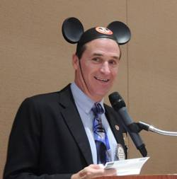 President Bill, proud recipient of new ears