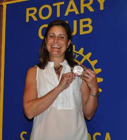 Congratulations to Katie Barr!