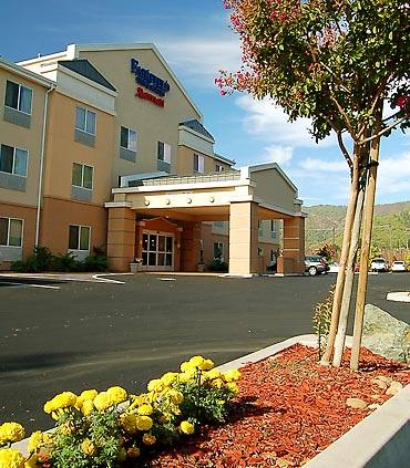 Fairfield Inn, Ukiah