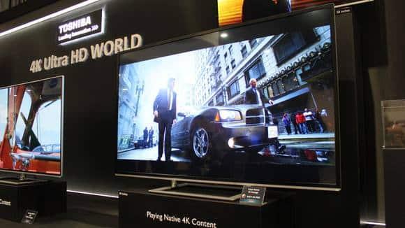 Toshiba 4k TVs-580-90