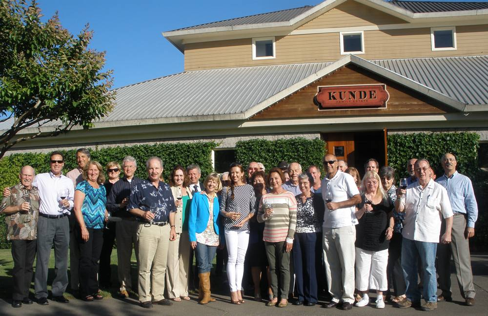 Social at the Kunde Family Estate Winery