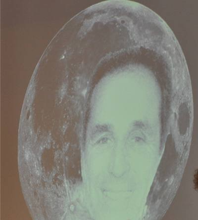 Finally, proof the man in the moon is real!
