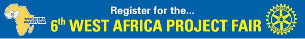 2013 Polio Immunization and West Africa Project Fair Program