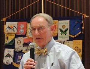 Speaker Dr. James Gude