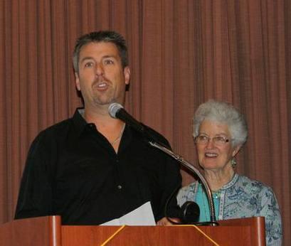 Greg Johnston gives the invocatiom