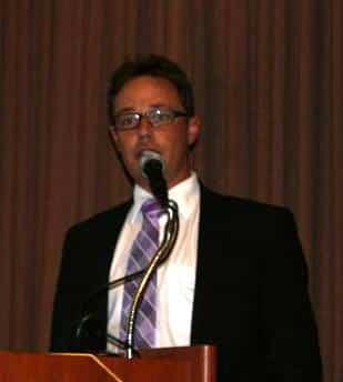 Speaker Ethan Brown