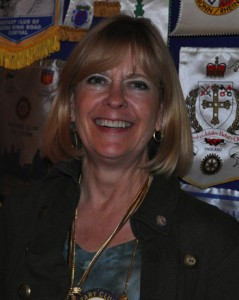 Rotarian of the Month Kris Anderson
