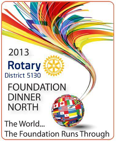 Rotary Foundation Dinner North