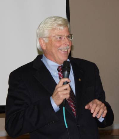 John Blount guest speaker2
