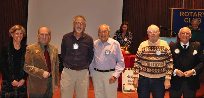 Judy Glenn, Robert Pierce, Layne Bowen, Will Haymaker, Dan Schell, John McHugh
