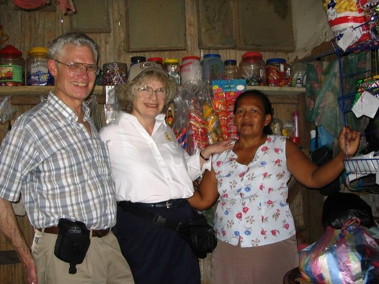 Microcredit project in Ecuador