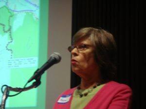 Speaker Thea Hensel