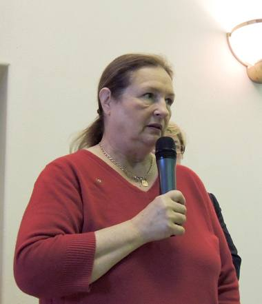 Cathy Vicini
