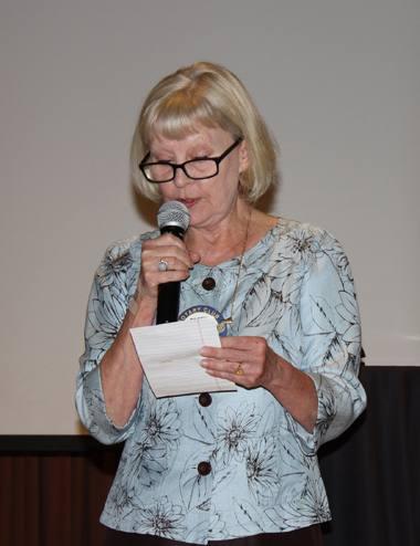 Eileen Carlisle