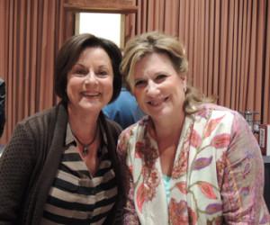 Ginny Cannon and Debra Dorfman
