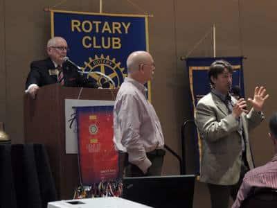 John McHugh, Craig Meltzner and Craig Anderson