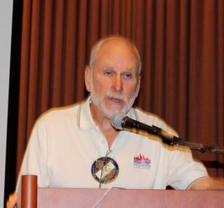 """Ted Wilmsen shares his """"Rotary Moment"""""""