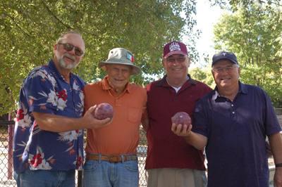 Dennis Ball, Bob Sorensen, Rich deLambert, John Poremba