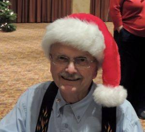 Santa Wally Lowry