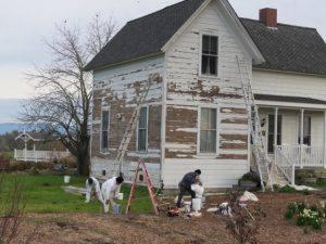 Laguna Farmhouse Before