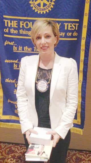 Speaker Carrie Cader Ludtke