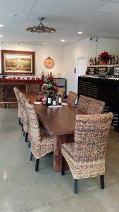 Trecini Winery Tasting Room