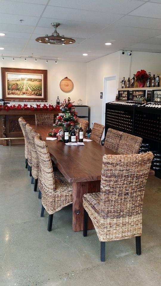 Trecini Winery Tasting Room