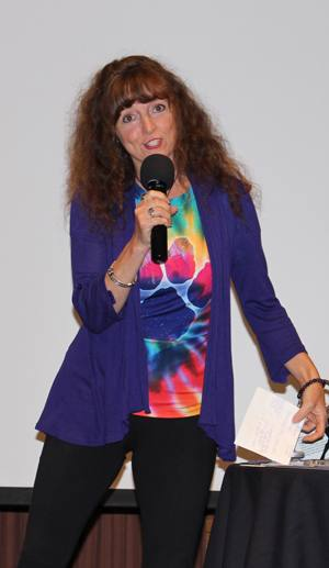 Speaker Marla