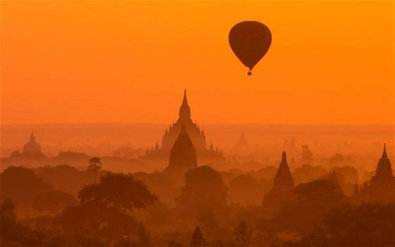 Discover Mystical Myanmar