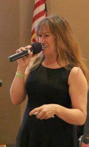 Speaker Julie Mangada