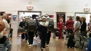 Elsie Allen H.S. Marching Band