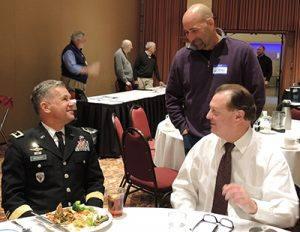 Maj General Medvigy-Pres Doug-Eric Goldslag
