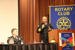 Fire Fighter of the Year Scott Byrn