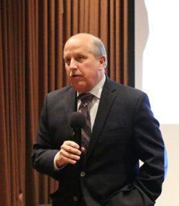 Speaker Brian Sobel