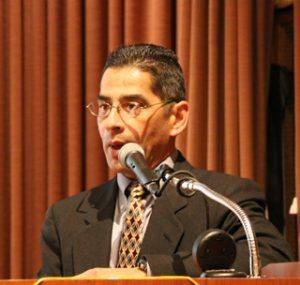 Speaker Dr. Steven Cuellar