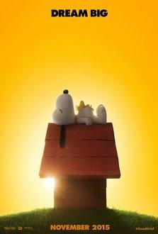 The Peanuts Movie-poster