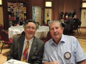 Mark Burchill and Bob Stone
