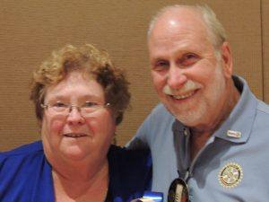 Jeanne Levin and Ted Wilmsen $10,000+