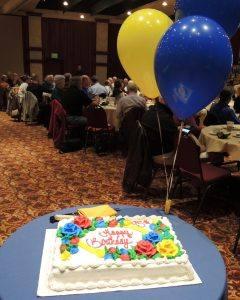 Happy 95th Birthday Rotary Club of Santa Rosa