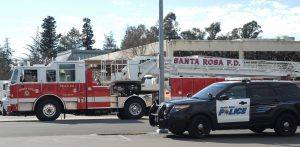 Thank you to the Santa Rosa Police Department and Fire Department for your service to our community!